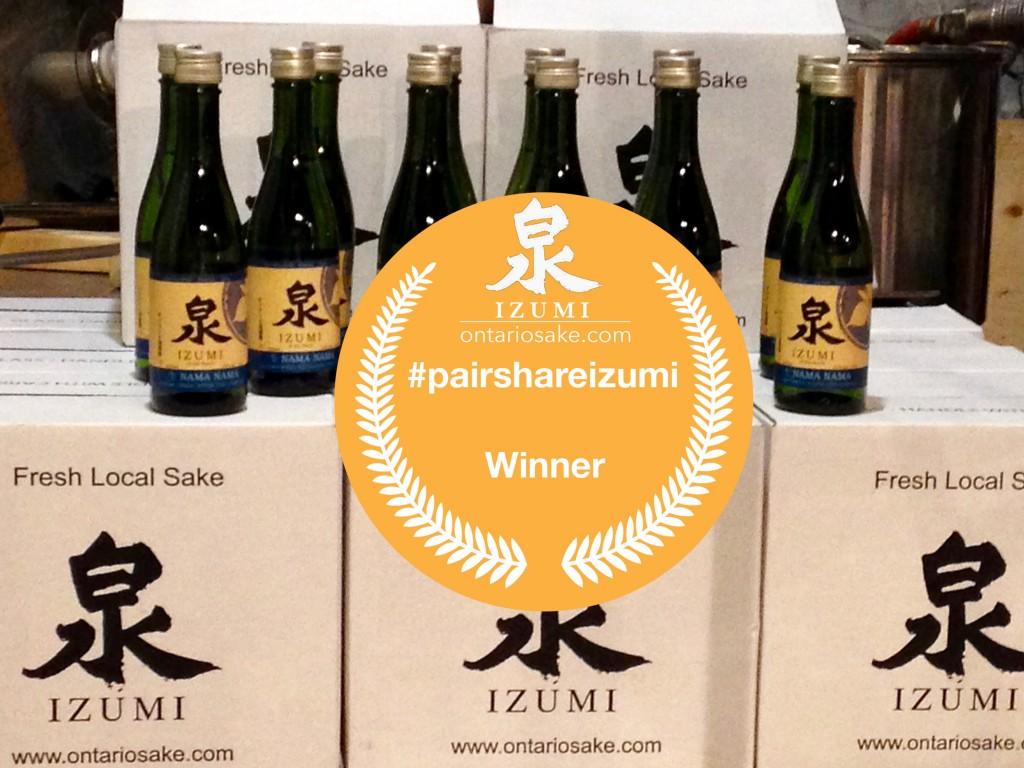 #pairshareizumi winner